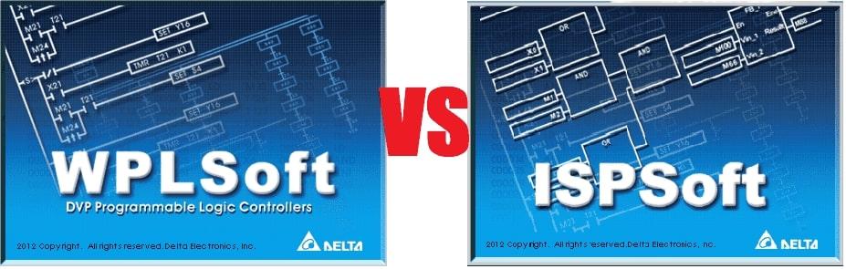 WPLSoft + ISPSoft Delta
