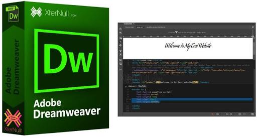 Adobe Dreamweaver là thế giới lập trình đầy sáng tạo