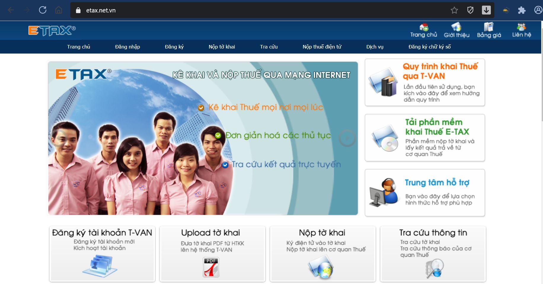 ETax Online