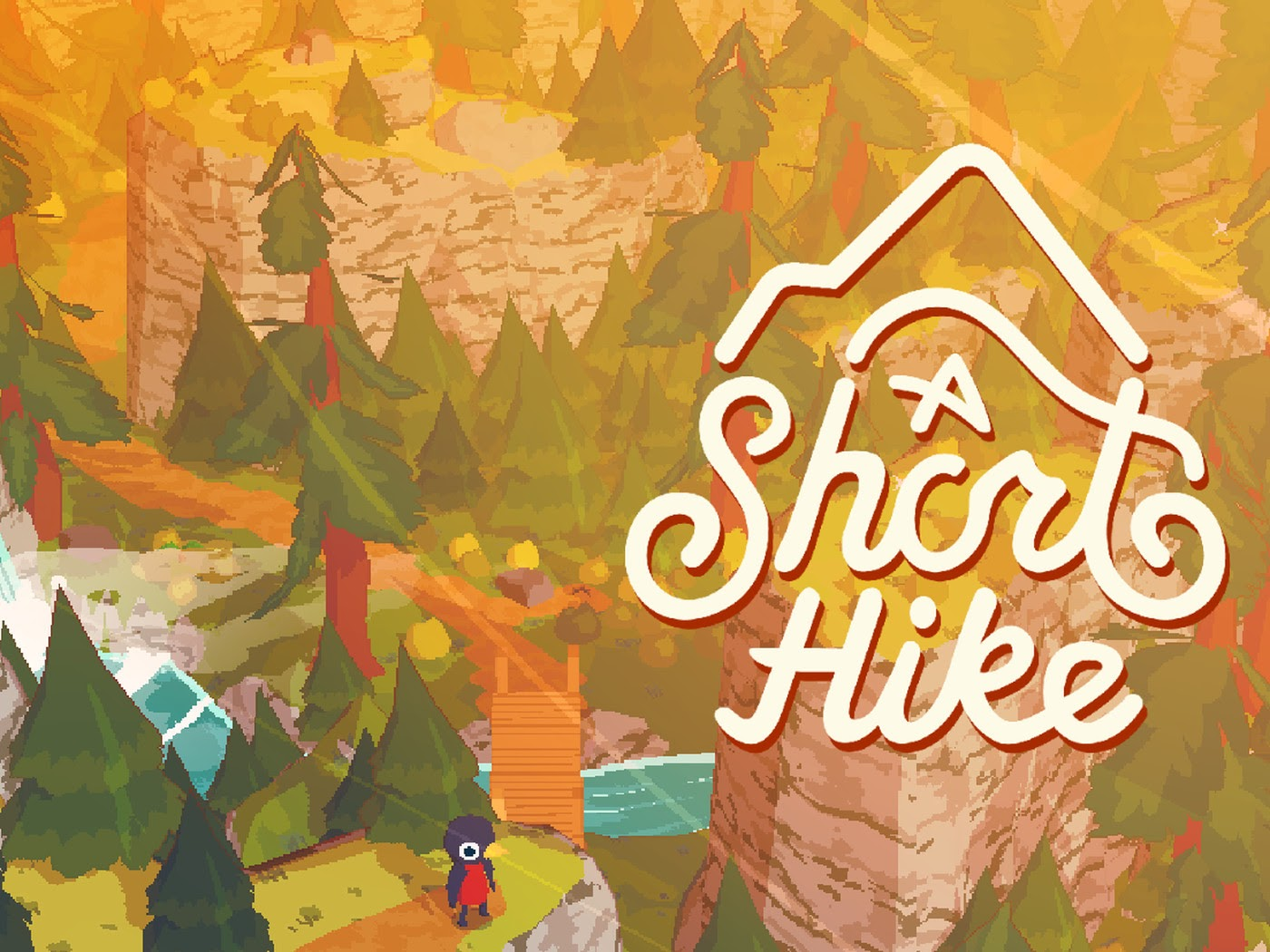 Game A Short Hike đáp ứng tất cả các dòng máy vì cấu hình tương đối nhẹ.