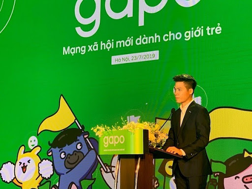 Gapo - Mạng xã hội mới dành cho giới trẻ.