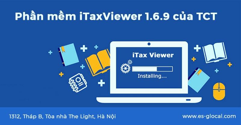 Phần mềm iTaxViewer 1.6.9