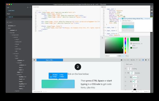Brackets là phần mềm lập trình html tuyệt vời