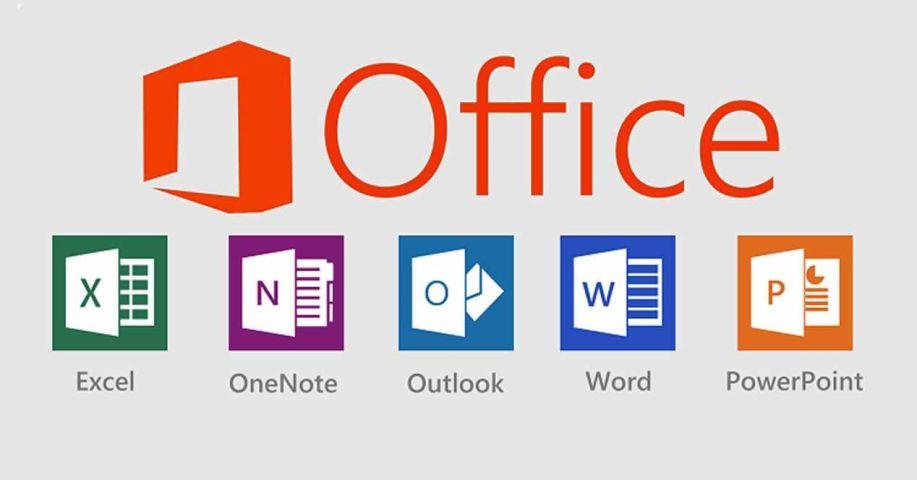 Phần mềm soạn thảo Microsoft Office là trợ thủ đắc lực cho dân văn phòng