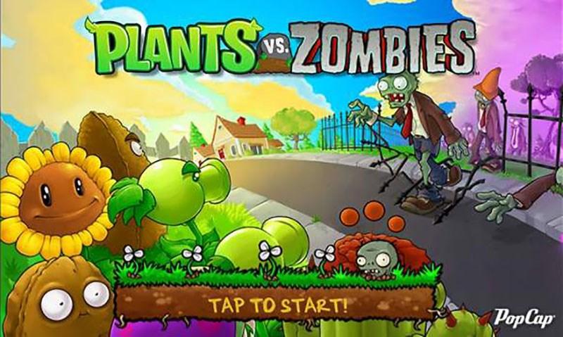 Plants vs. Zombies có đến 50LV diệt quái
