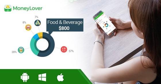 Quản lý tài chính cá nhân app money Lover