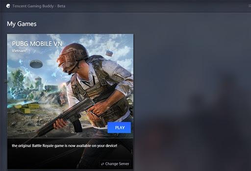 Sử dụng phần mềm Gaming Buddy ra sao?