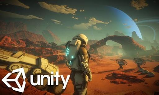 Unity là phần mềm lập trình game 3D đơn giản.