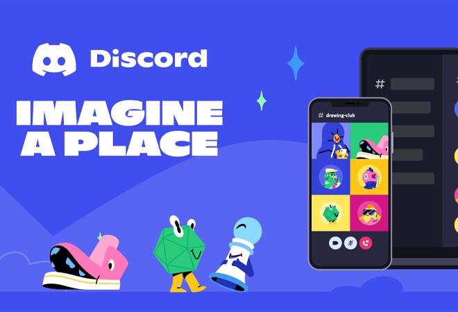 Discord là phần mềm giao tiếp gần giống với Skype