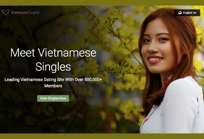 Ứng dụng Vietnamcupid