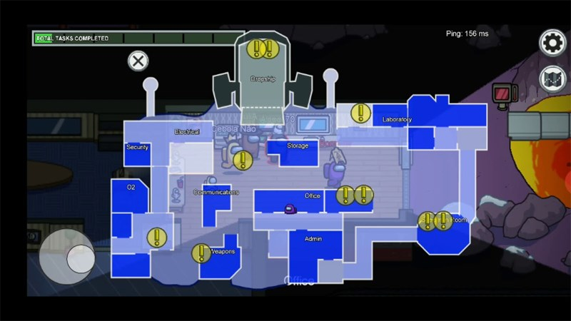 Bản đồ Polus