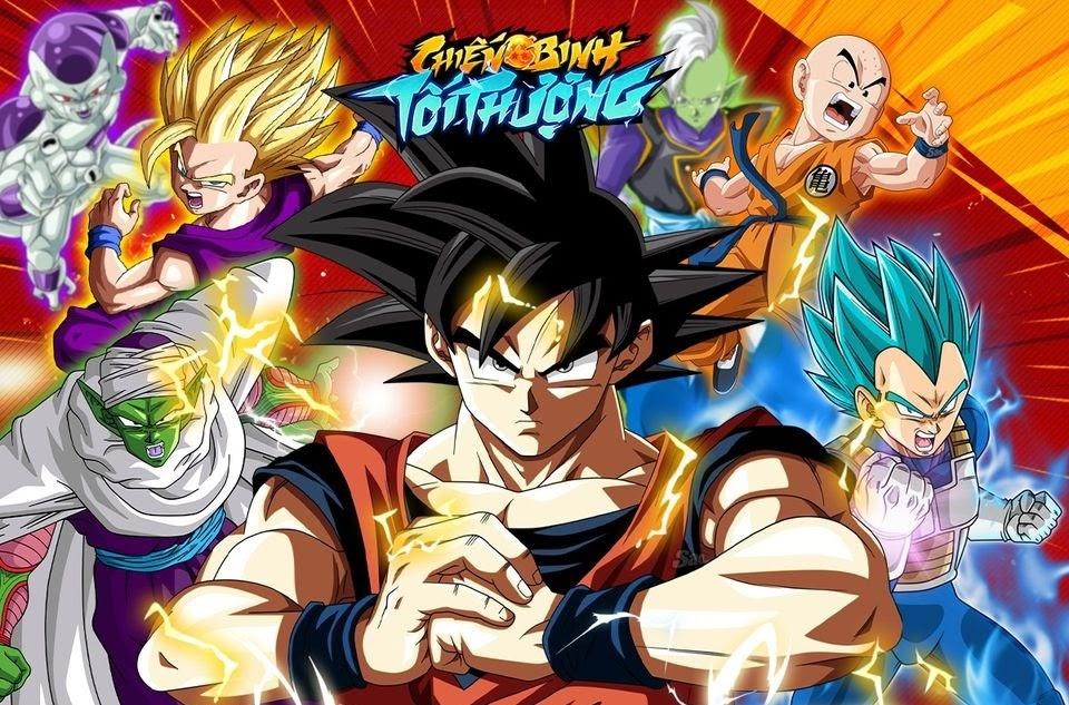 Là tựa game dựa theo nguyên tác của bộ truyện đình đám - Dragon Ball
