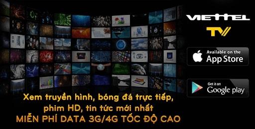 Tính năng đa dạng thể loại của Viettel TV