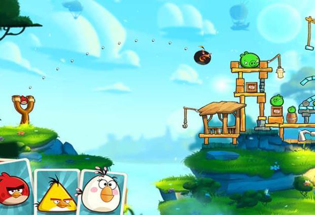 Các tính năng thú vị khi chơi chơi angry birds