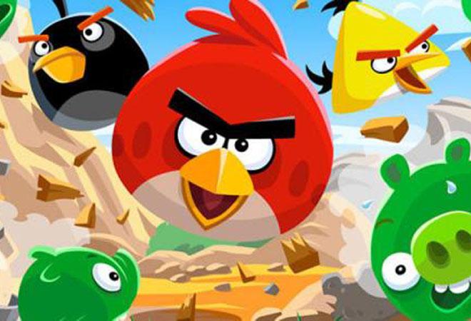 Chơi angry birds trên máy tính như thế nào?