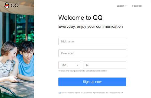 Giao diện ghi thông tin đăng ký trên máy tính