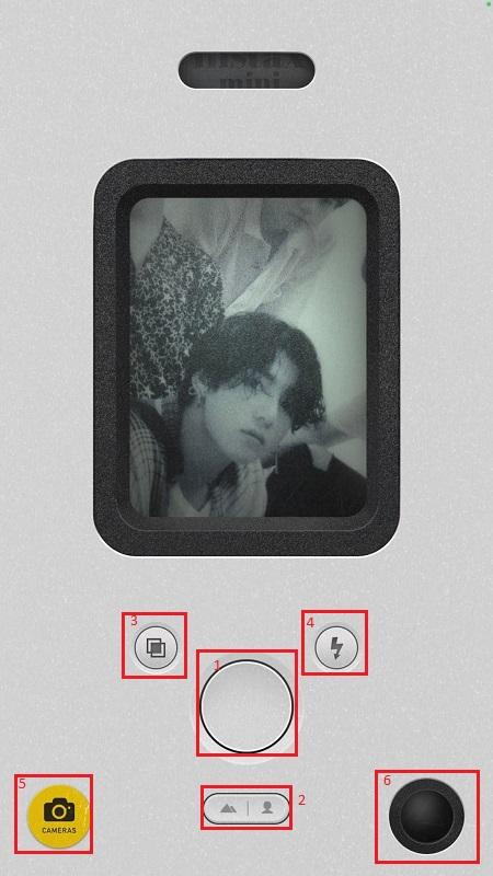 Giao diện của ứng dụng Nomo