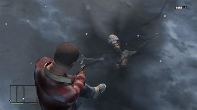 Góc nhìn thứ nhất trong GTA5