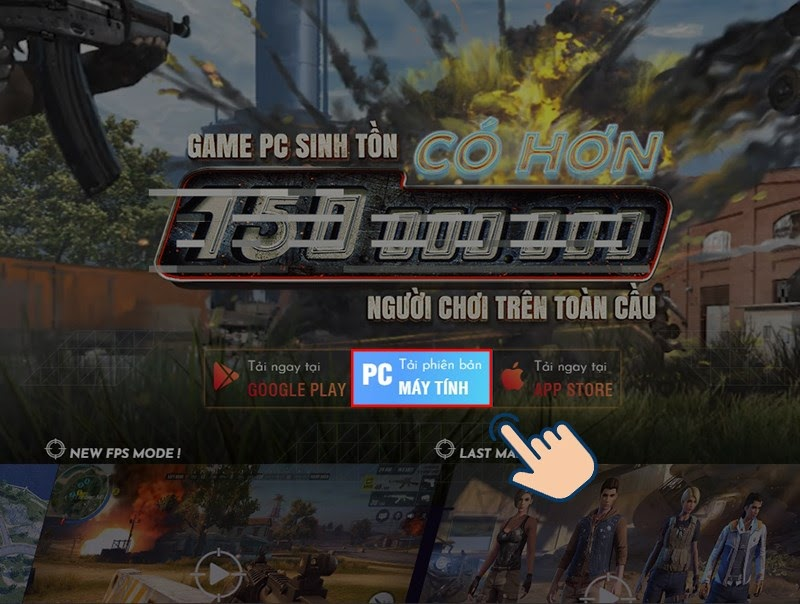 Tải game rules of survival cho PC