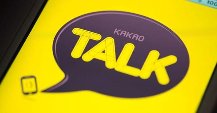 Mạng xã hội Kakaotalk