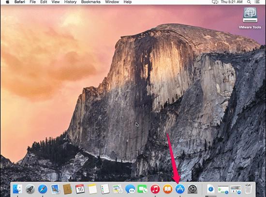 Vào appstore tải line for mac