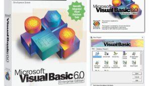 Logo phần mềm Visual Basic Express