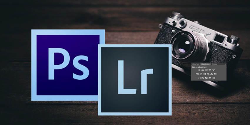 Sự khác biệt giữa Photoshop và Adobe Lightroom CC