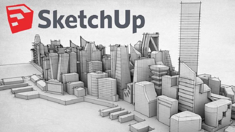 Phần mềm sketchup