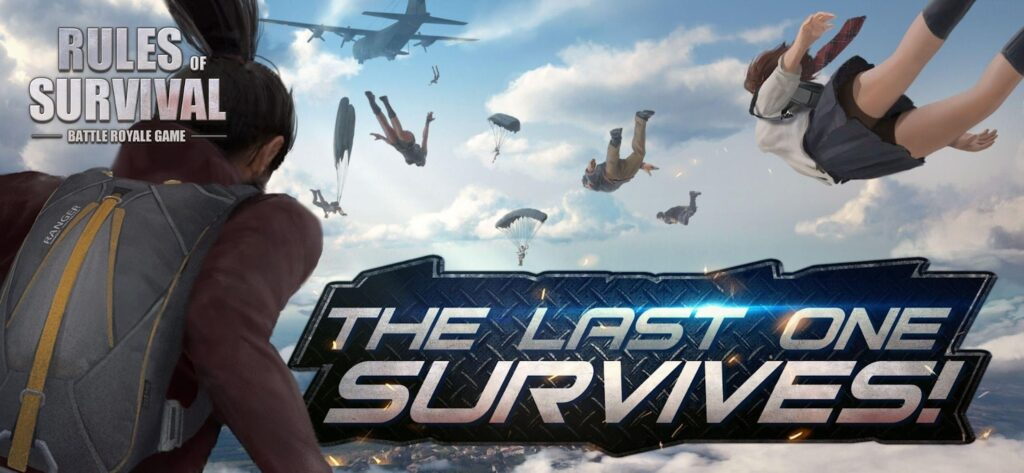 Giới thiệu về tựa game Rules of Survival