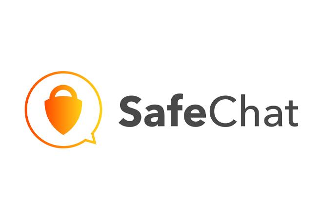 mạng xã hội Safechat