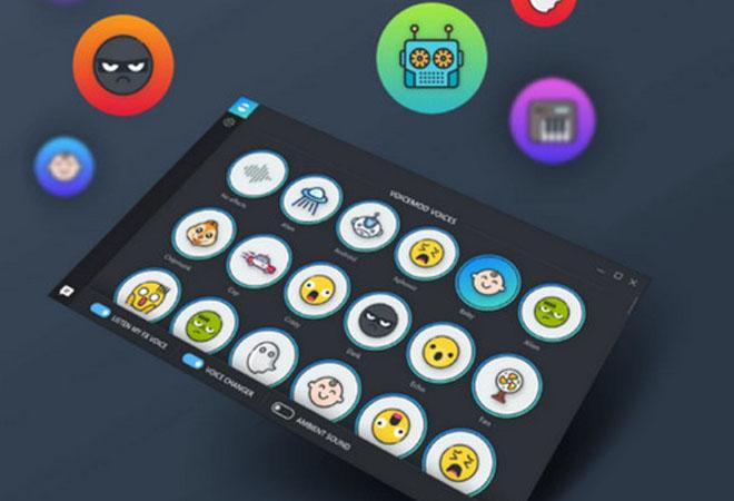 Phần mềm đổi giọng trên Discord được nhiều người sử dụng