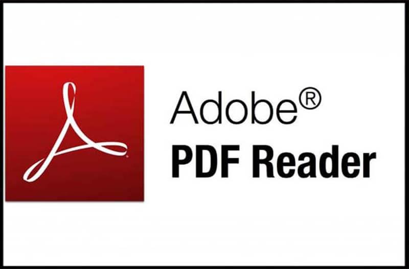 Phần mềm đọc File PDF Adobe Reader