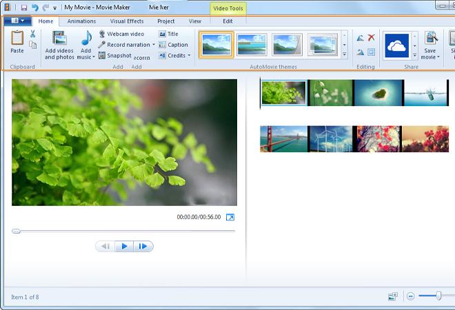 Hướng dẫn sử dụng làm Phim Windows