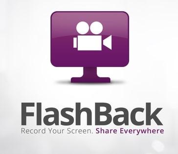ứng dụng Screencast video recorder FlashBack