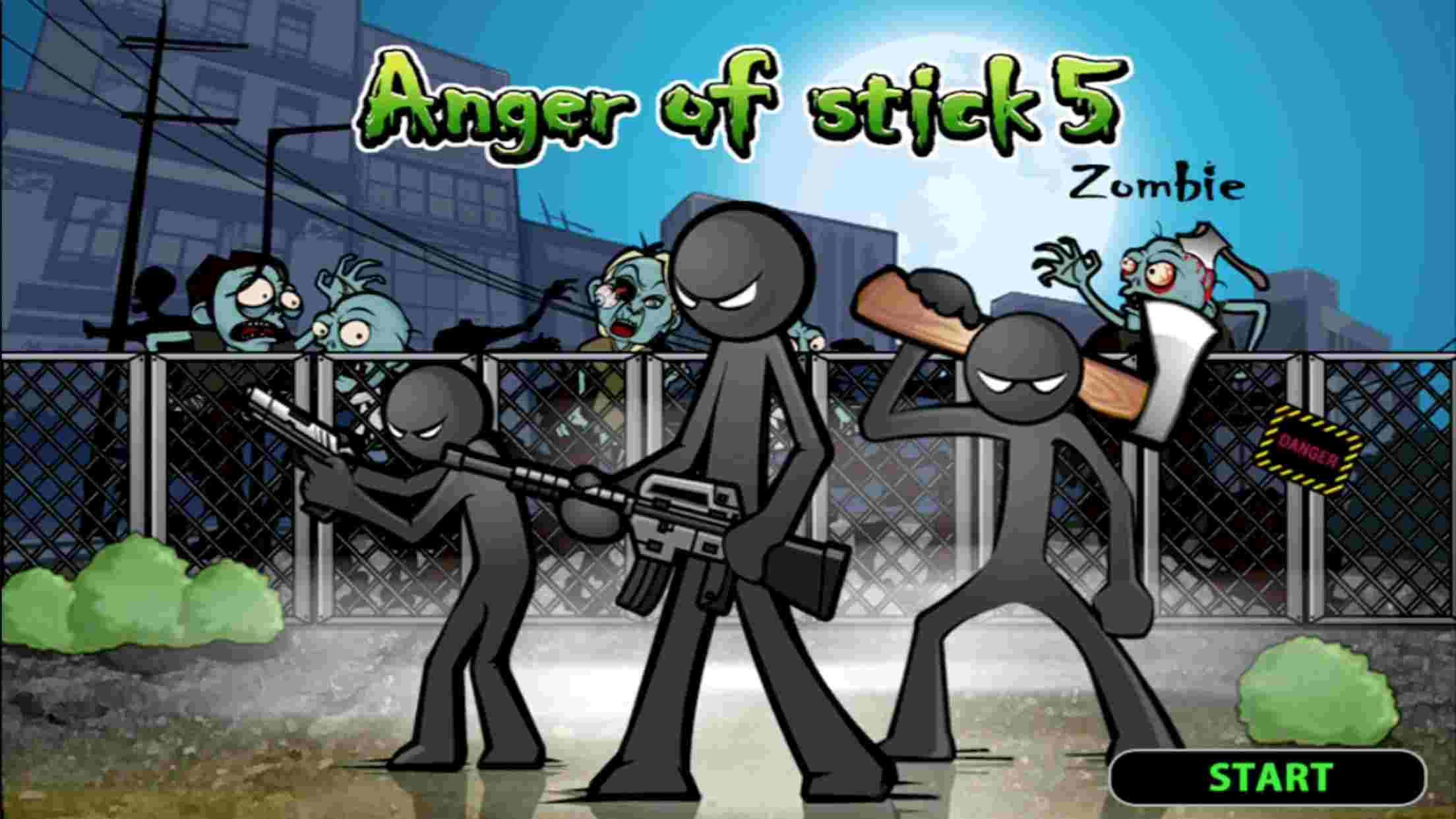 Anger of stick 5 hack