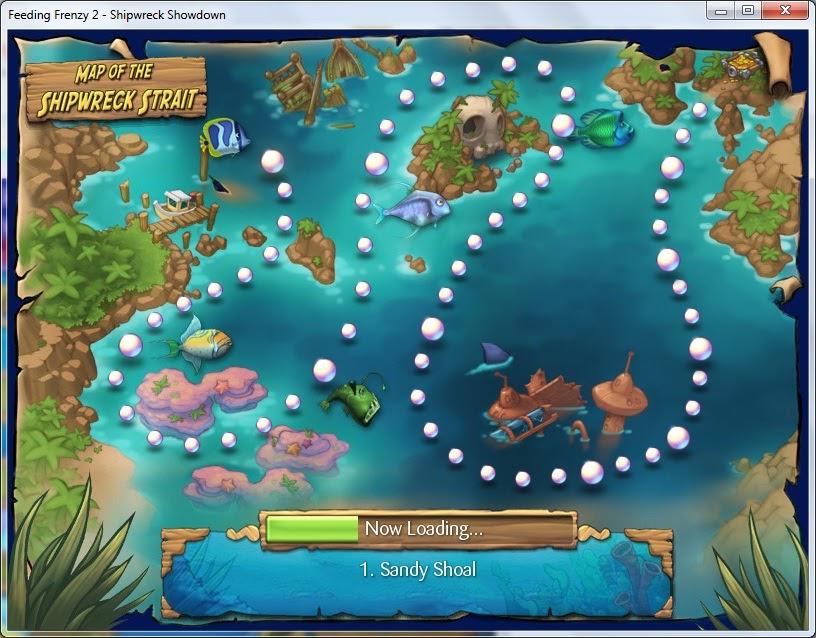 game cá lớn nuốt cá bé