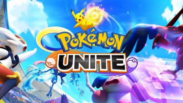 Game Pokémon Unite