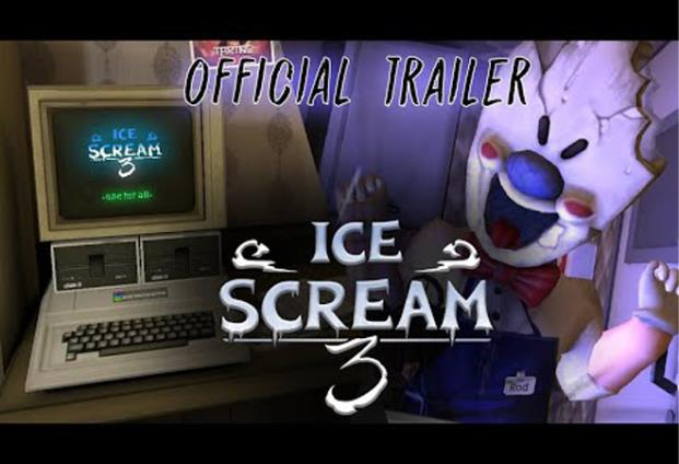 Ice cream 3 hay còn gọi là dòng game kinh dị cực kỳ hấp dẫn và lôi cuốn
