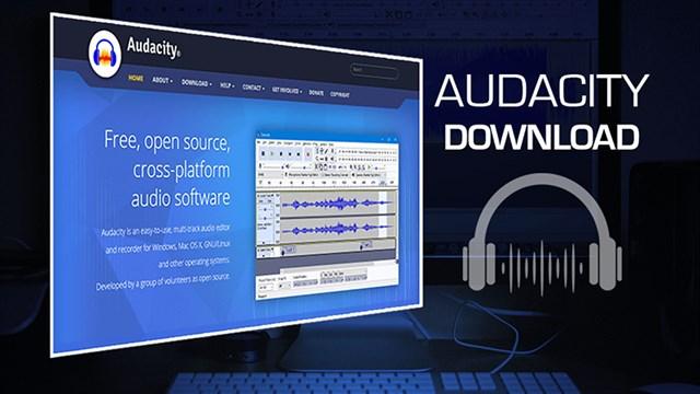 Các chức năng của phần mềm audacity mà bạn chưa biết
