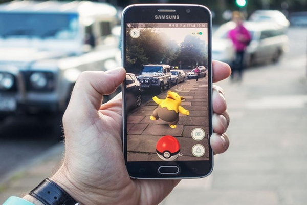 Công nghệ tăng cường thực tế ảo AR đã áp dụng thành công trong game