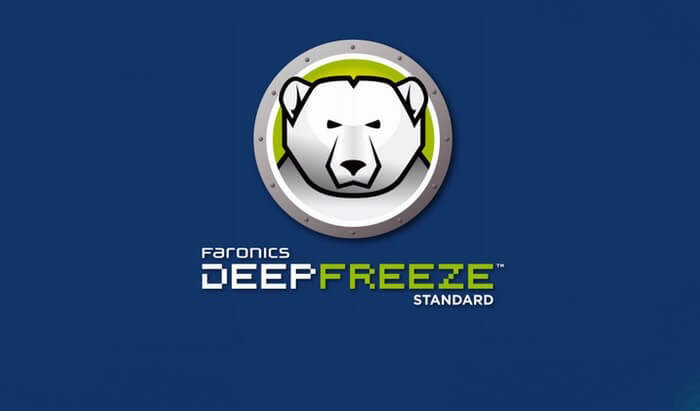 Deep Freeze Full Crack