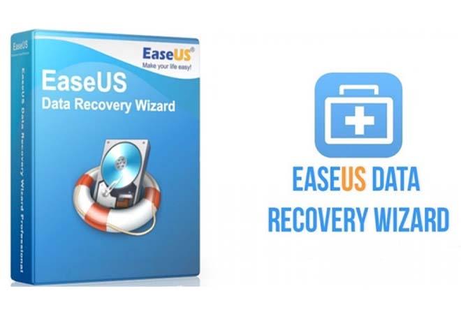 easeus Data recovery wizard là một phần hỗ trợ khôi phục lại các dữ liệu đã bị xóa