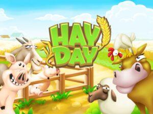Hay Day luôn luôn đứng vị thứ cao trong bảng xếp hạng game miễn phí