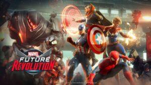 Game Marvel Future Revolution
