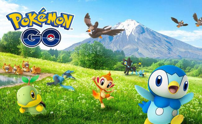 Game bắt thú Pokemon GO tạo nên cơn sốt ngay sau khi ra mắt