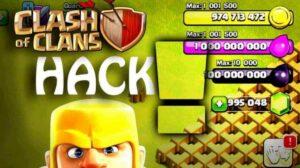 Hack clash of clans