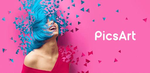 Hiệu ứng phân tán độc đáo trên PicsArt Photo Editor