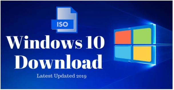 Tệp ISO Windows 10