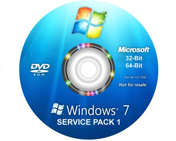 Có thể tìm thấy Product Key Win 7 trên đĩa CD
