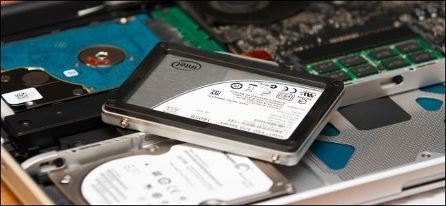 Tốc độ ổ cứng phản ánh hiệu suất hoạt động của máy tính